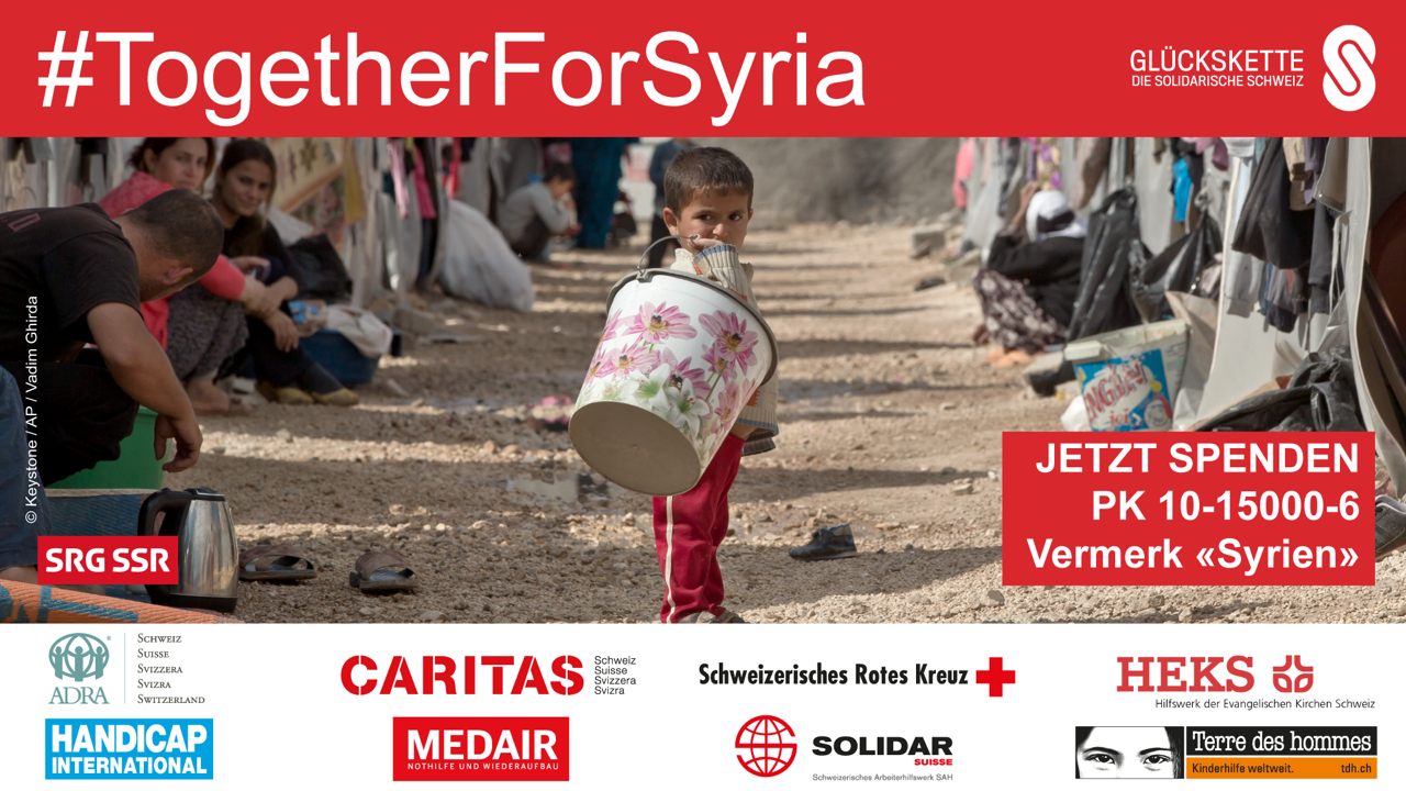 Together For Syria