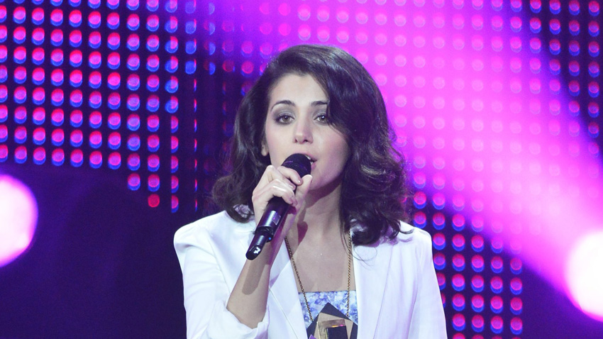 Katie Melua am Festival Stars of Sounds