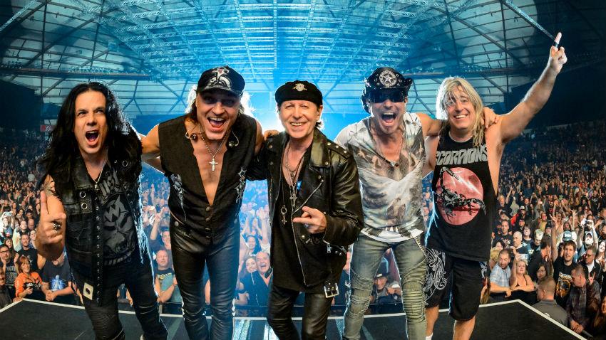 Die Scorpions zählen zu den Höhepunkten auf dem Herrenacker. - Quelle: Jovan Nenadic