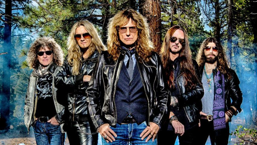 Die britische Hard-Rock-Band Whitesnake zählt zu den Headlinern bei «Rock the Ring». - Foto: Ash Newell