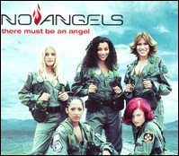 No Angels There Must Be An Angel 2001 Cd Discogs