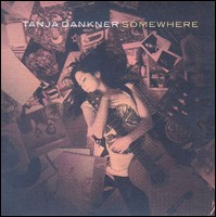 CD-Cover: Tanja Dankner: Somewhere