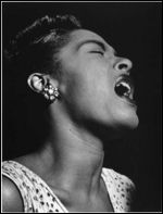 Billie Holiday - © William P.Gottlieb
