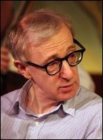 Woody Allen - © Colin Swan (Woody Allen in concert in New York City 09.01.2006)
