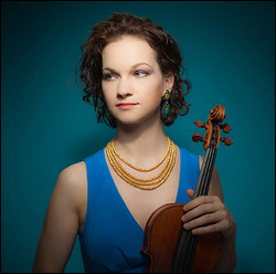 Hilary Hahn - © Michael Patrick O'Leary