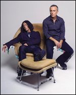 Roland Orzabal - © left: Roland Orzabal, right: Curt Smith (www.tearsforfearsfans.com)