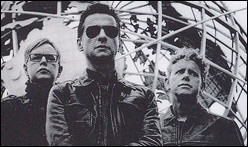 "Depeche Mode - © cover of ""Sounds Of Universe"""