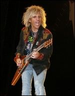 C.C. DeVille - © C.C. DeVille with POISON at the Moondance Jam on July 11, 2008 in Walker, Minnesota Photo by Matt