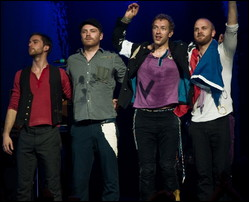 Coldplay - © Karl Axon (2009), en.wikipedia.org