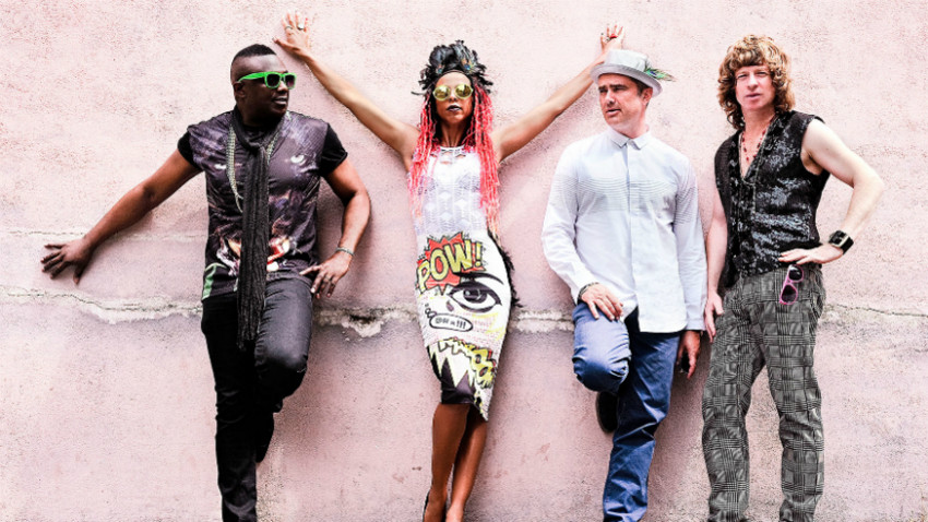 The Brand New Heavies - Quelle: AllBlues
