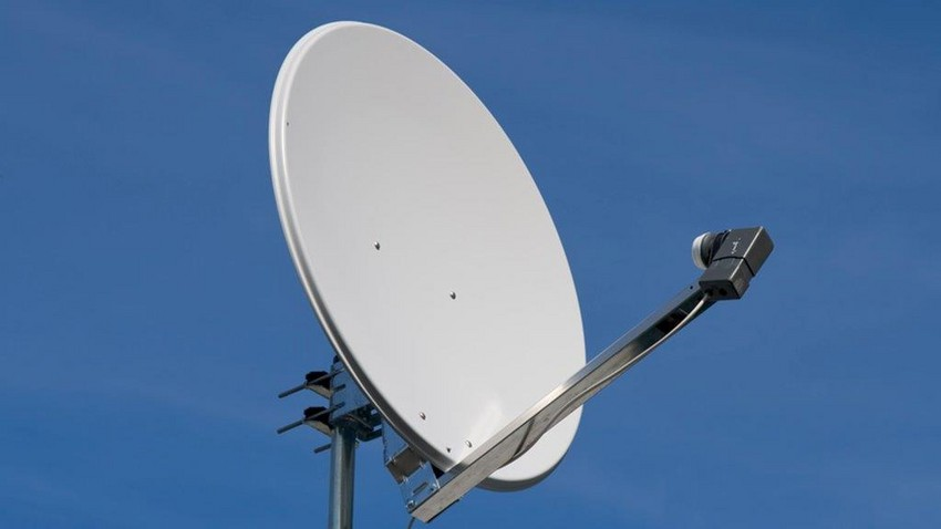 Change to Radio Swiss Pop satellite reception - Recpetion via satellite (Source: Michael S. Schwazer/Fotolia.com)